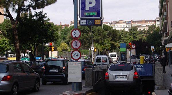 Власти Барселоны дали работникам парковок дополнительные полномочия