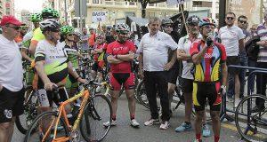 Велосипедисты требуют безопасности на дорогах