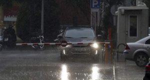В Мадриде дожди и грозы парализовали работу аэропорта Барахас