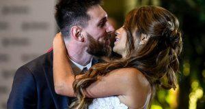 Лионель Месси наконец-то женился!