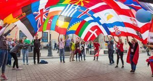 Программе студенческого обмена Erasmus 30 лет!