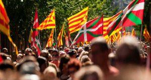 Сан-Себастьян поддерживает отделение Каталонии
