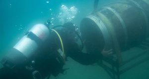 Виноделы из Страны Басков выдерживают вина на морском дне
