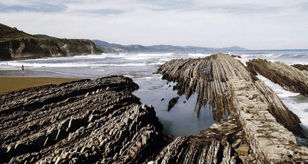 В провинции Гипускоа самые необычные скалы