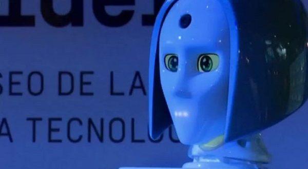 В музее Элдер появился робот-гид