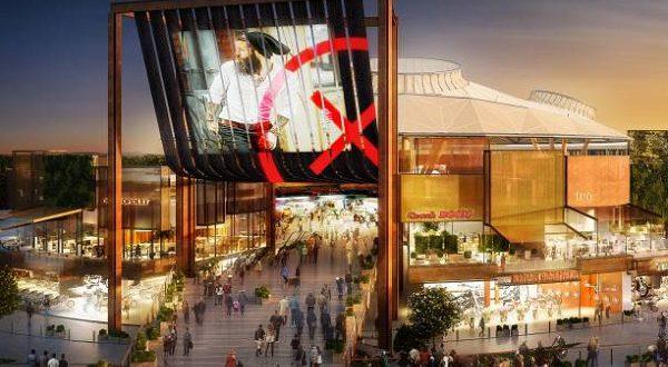 В Мадриде появится торговый центр нового формата