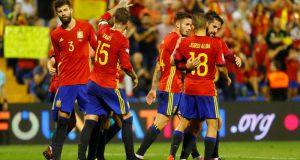 Испания заканчивает отборочный турнир без поражений