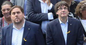 Руководство Каталонии пойдет под суд!