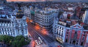 Мадридская улица Гран-Виа будет реконструирована