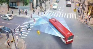 Городские автобусы Барселоны оснастят системой предотвращения аварий