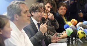 Находясь в Брюсселе, Карлес Пучдемонт заявил, что ждет гарантий от испанских властей
