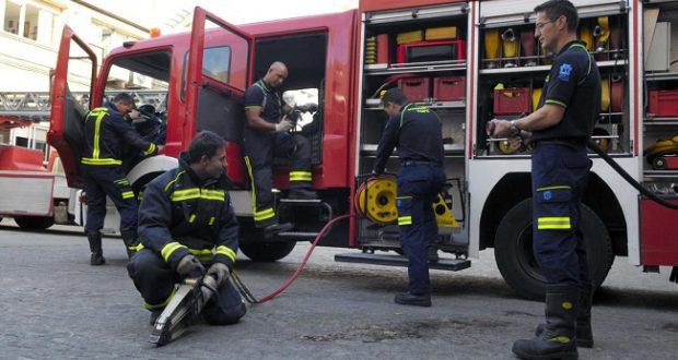 Желание стать пожарным заставило испанца совершить подлог