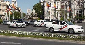 Поздравления от службы мадридского такси получат 120000 человек
