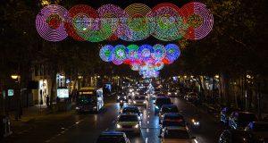 Сколько стоит праздничная иллюминация в испанских городах?