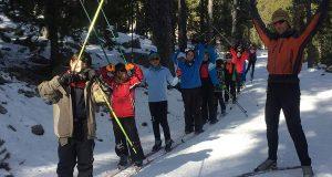 Школьники Лериды встанут на лыжи!