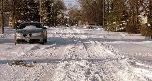 Этой зимой водителям стоит быть предусмотрительными при выборе маршрута