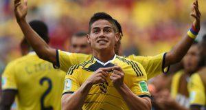 Колумбийская сборная