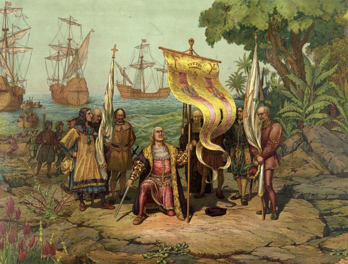 Первая экспедиция Христофора Колумба
