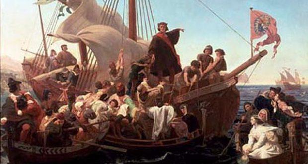 плаванье Колумба