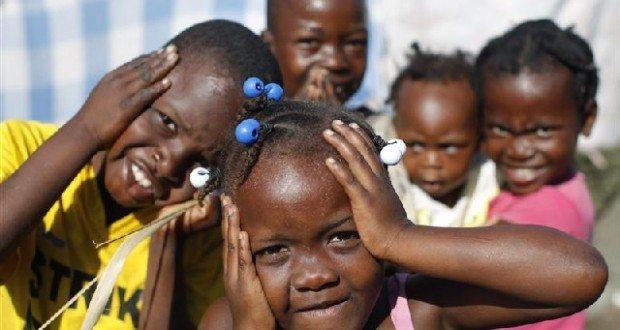 усыновления детей с Гаити