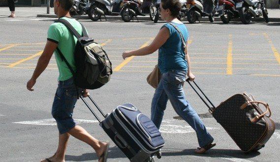 отъезжающие из Испании
