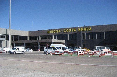 аэропорт Жирона