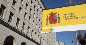 ведомства социального страхования Испании