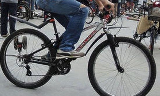 велосепедист