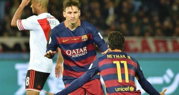 Барселона в 3-й раз завоевывает Кубок Клубного Чемпионата Мира