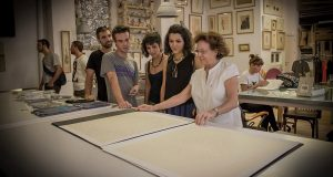 Мадридские художники откроют двери своих мастерских