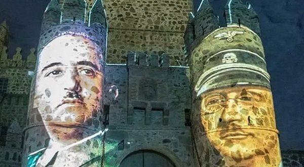 Франко, Гитлер и Гиммлер стали участникам скандала в Толедо