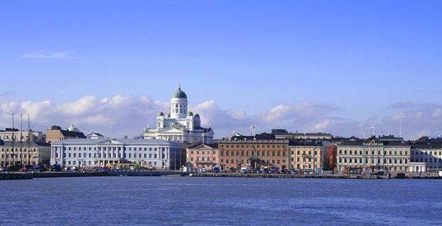 Поездка в Финляндию на микроавтобусе