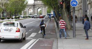 В столице Испании проложат 32,5 км велосипедных дорожек