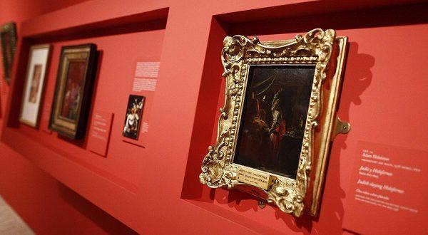 В столице Испании открывается выставка «Караваджо и художники Севера»