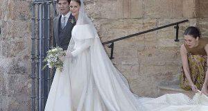 В гранадском городке состоялась свадьба Алехандро Санто-Доминго