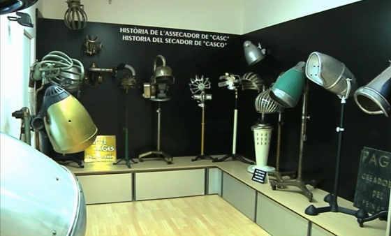 Museu de historia de la Peluqueria