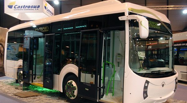 В испанской столице планируется открытие «электрического» автобусного маршрута