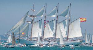 Регата The Tall Ships' Races 2016 будет проходить близ берегов Испании