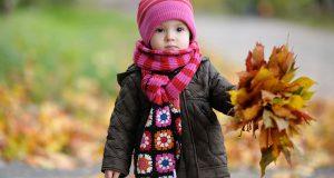 верхнюю одежду для ребенка