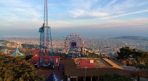 Парк развлечений Барселоны пополнится новыми атракционами