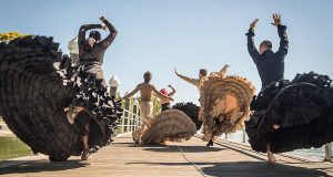 В Андалусии пройдет очередной грандиозный фестиваль фламенко
