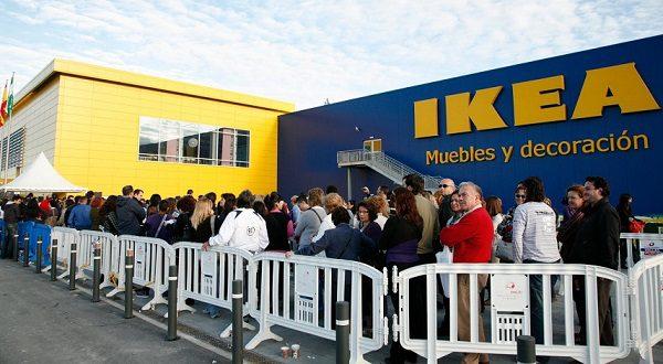 Сеть IKEA развертывает интернет-торговлю в Испании