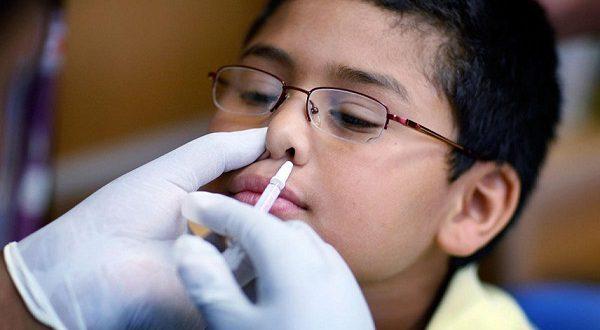 В преддверии пика заболеваемости гриппом испанские аптеки ждут назальную вакцину от гриппа