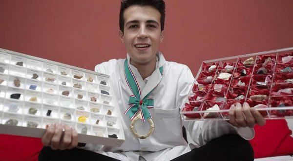Виктор Аро стал победителем Международной научной Олимпиады в 17 лет