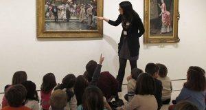 Пятилетние малыши смогут посетить музей Тиссен бесплатно