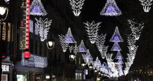 Испания зажигает рождественские огни