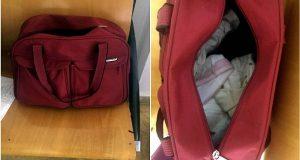 Полиция задержала марроканок пытавшихся провезти грудного ребенка в сумке