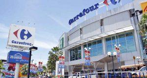 Сеть Carrefour начнет работу в зоне онлайн