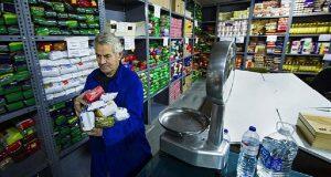 FESBAL открыла очередную акцию по сбору продовольствия для бедных