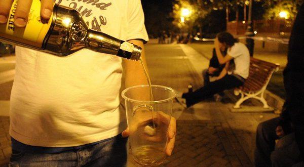 Если подросток пьет, то за него в ответе родители!